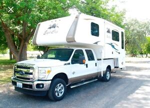 Looking for camper+truck combo