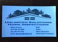 Unlimited Solutions Home Inspection