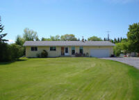 1886 sq ft Bungalow on 55 Acres with Horse Corral