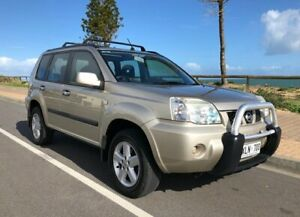 2006 Nissan X-Trail T30 II MY06 ST-S 40th Anniversary Gold 5 Speed Manual Wagon Christies Beach Morphett Vale Area Preview