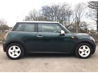 **STUNNING**MINI COOPER 1.6**RARE SPEC**LONG MOT,LOW MILIES,TOP SPEC (MUST BE SEEN)
