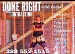 BUILDER / RENOVATOR AVAILABLE NOW