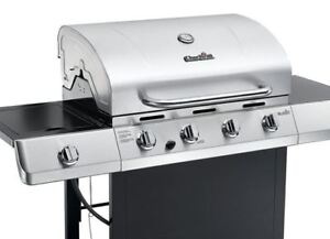 Boxed Brand New Char-Broil BBQ