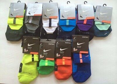 Nike Elite and Hyperelite High Quarter Basketball socks