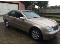 Mercedes Benz C180 Kompressor SE Auto**CHEAP THIS WEEKEND ONLY**