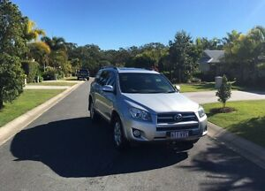 2011 Toyota RAV4 V6 SX6 Coomera Gold Coast North Preview
