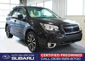 2018 Subaru Forester LIMITED XT TURBO   4X4   8.4 INCH UCONNECT