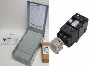 GFCI Breaker for Hot Tub & pool - 20 to 60 amp  - free shipping Fredericton New Brunswick Preview