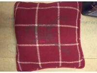Stag Head Pillows