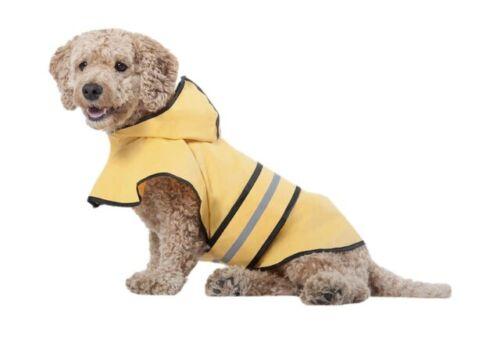 Fashion Pet Rainy Days Slicker Yellow XX-Large