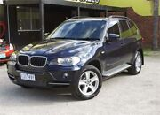 2007 BMW X5 E70 3.0D Executive Blue 6 Speed Auto Steptronic Wagon Upper Ferntree Gully Knox Area Preview