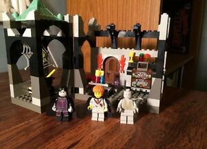 LEGO Harry Potter 4705 - Snape's Classroom 100% Complete