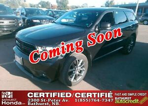 2015 Dodge Durango Limited Certified! Limited Package!! AWD! Lea