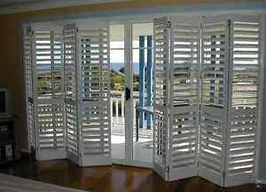 CHEAP Plantation Shutters PVC Basswood FROM $260 PSM Penrith Penrith Area Preview