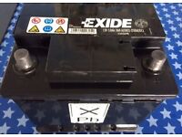 EXCIDE CAR BATTERY