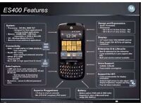 Durable Touch Screen Motorola ES400 Very Hard Wearing Water Phone Unlocked to all Networks