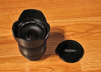 Sigma 24-135mm f/2.8-4.5 IF Autofocus Lens for CANON DLSR