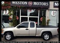 2004 Chevrolet Colorado LS* EXTENDED CAB* READY FOR WORK* ACC FR