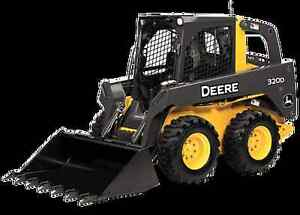 JOHN DEERE 320D SKID STEER PURCHASE OR RENT $275/DAY