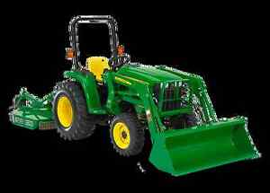 Wanted: 25-35 HP Compact tractor