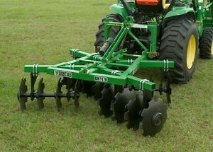 WANTED 5.5 ft disc harrows