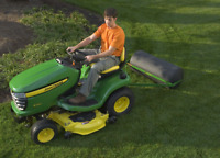 LAWN  ROLLING & AERATION - APRIL - CALL TODAY !