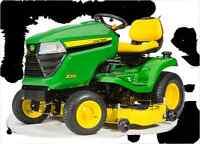 2008 X320 John Deere Tractor