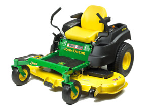 John Deere Z465 EZtrak mower 2014 Excellent Condition