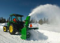 Snow removal needed in Douglas
