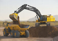 Licensed Experienced Heavy Equipment Operator For Hire