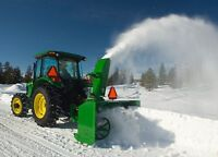 Snow removal booking now commercial and residential