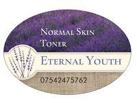 100% Natural Skin Toner