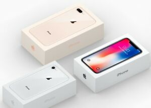 """STORE SALES"" Sealed IPhone 8-8 Plus, IPhone X, 1 Year AppleCare"