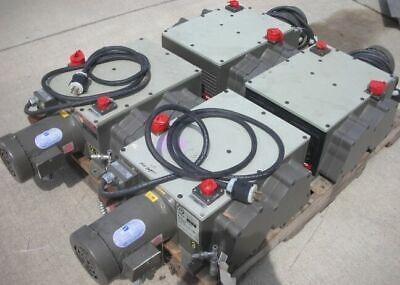 Varian Model Dvp-500 Oil Free Dry Vacuum Pump 1 Hp 16 Cfm Industrial