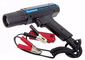 Gunson Timing Light With Advance Feature Xenon Bulb