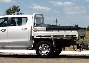 Tray Back for 2013 Mazda BT-50 Dual Cab Mission Beach Cassowary Coast Preview