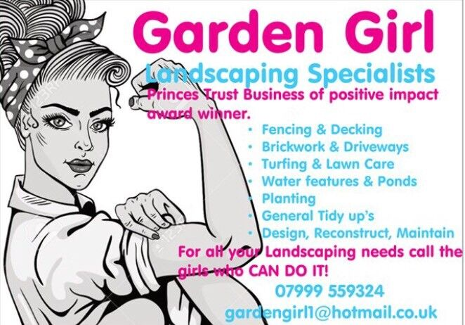 Garden Girl Landscaping Specialists