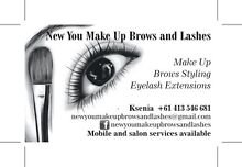 New You Make Up, Brows and Lashes Noosa Heads Noosa Area Preview