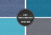 ================== Toronto Cleaning Services ==================