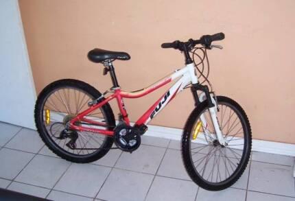 Fuji Dynamite 2.0 Teenage Bicycle.