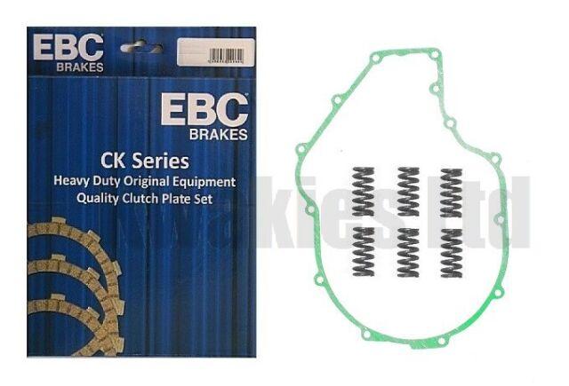 Kawasaki ZZR1100 D1-D9 1993-2001 EBC Clutch Plates, Springs & Cover Gasket