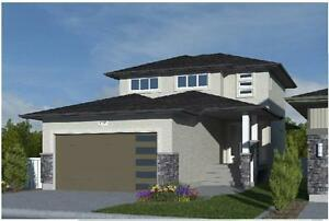 Harbour Landing 3 bed, 2.5 bath 2 Storey on large pie-shaped lot
