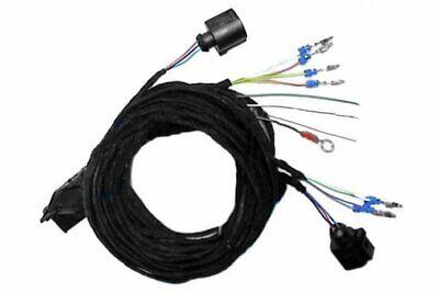 For Audi Tt 8J Original Kufatec Alwr Cable Loom F R Xenon Headlight