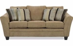 Comfy, modern and contemporary couch set