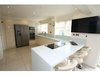 4 bedroom detached house - double garage - 2 ensuites - less than an hour commute from London