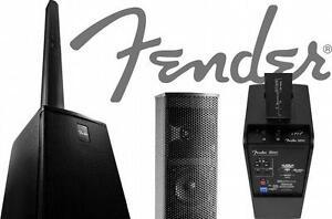 Système de sonorisation Fender Expo System portable, PRIX RÉDUIT!!