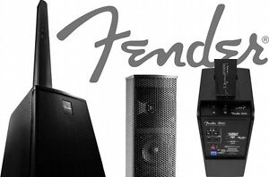 Fender Expo portable P.A system Kitchener / Waterloo Kitchener Area image 1