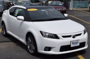 2012 SCION TC FOR SALE!  GREAT CONDITION/LOW KM'S/AUTO