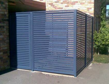 Quality Aluminium Privacy/Batten Screen Enclosures West Ipswich Ipswich City Preview