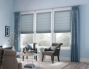 Free quote! Luxurious and Affordable Custom Window Coverings!